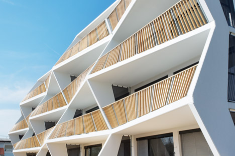 Innovative Apartment Architecture