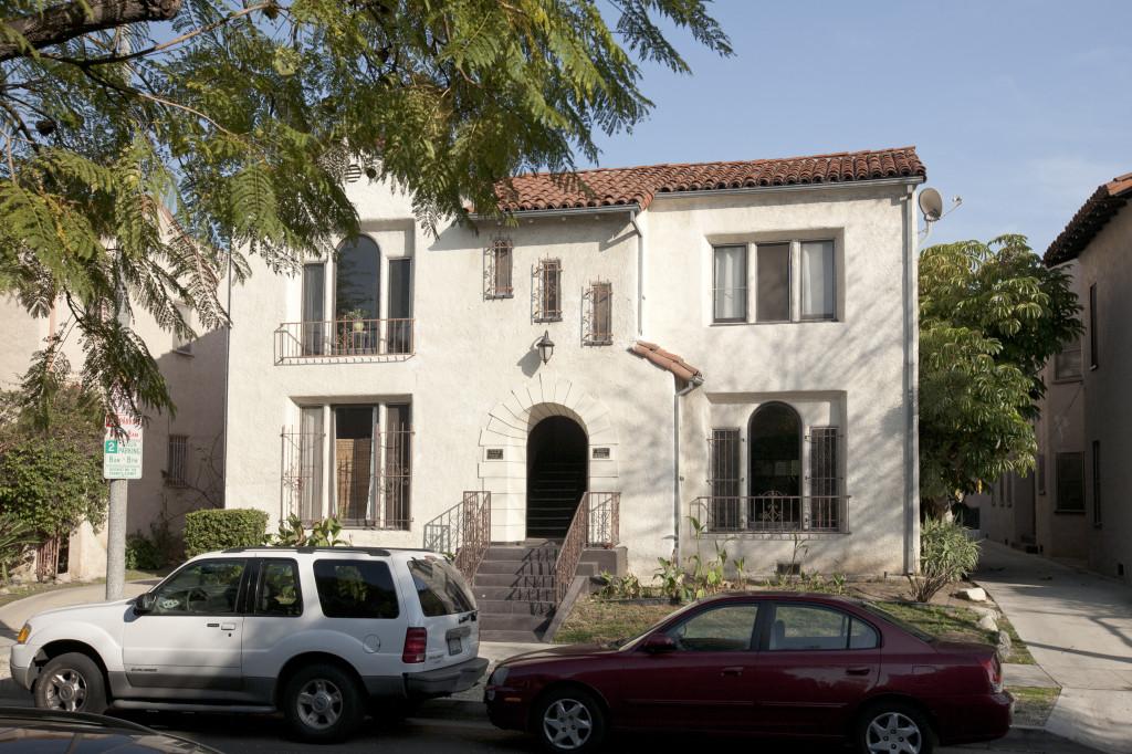 Beverly Grove QuadPlex For Sale